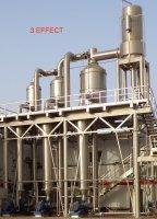 1 impianto concentrazione  3 ( 3  EFFECT )