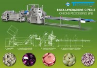 ONIONS PROCESSING LINE